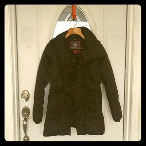 Vince Camuto Down Parka Coat Size M